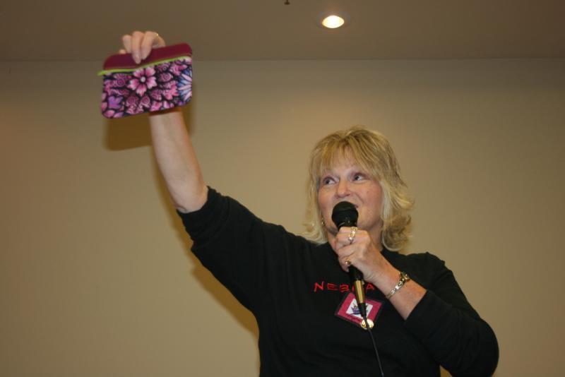 Marla M.-car trash bags for Christmas gifts