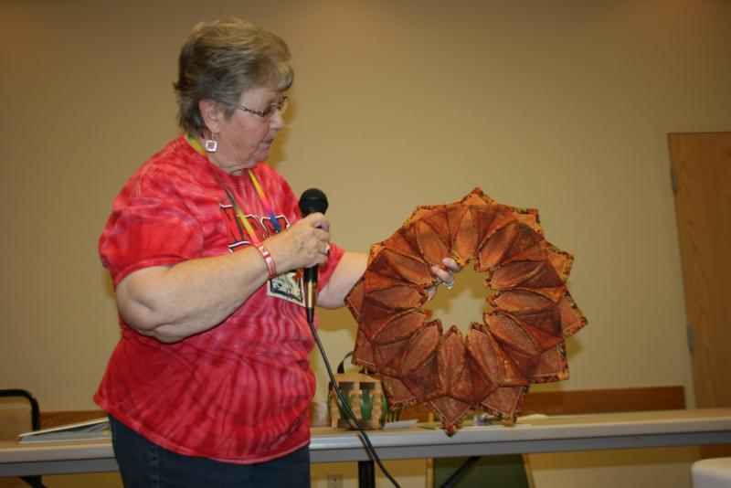 Shirley H.-Fall wreath