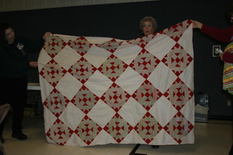 Rene J.-Antique quilt tops found at an auction
