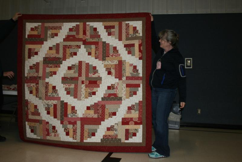 Carol L.-Morning has Broken quilt