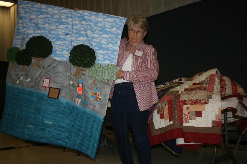 Donna R.-quilt from Platte Valley Vac & Sew challenge